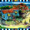 Just Another Hen In Paradise, original sold painting  by Lalita L. Cofer Signed limited edition prints are available, please use the Pay Pal button on the page to purchase and then email the artist with the title of the print you wish to have sent to you.