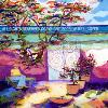 The Gardener's Siesta, original available painting  by Lalita L. Cofer Signed limited edition prints are available, please use the Pay Pal button on the page to purchase and then email the artist with the title of the print you wish to have sent to you.